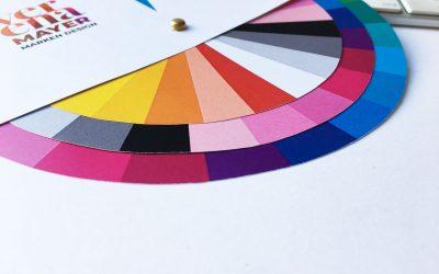 So viele Farben – so viele Kombinationen. Was passt zu deiner Marke?