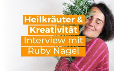 Warum hinter der Angst immer auch Schönes wartet! Interview mit Ruby Nagel