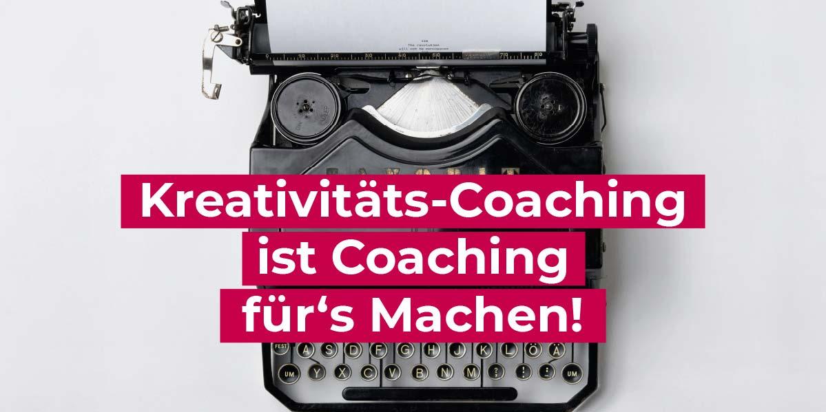 Kreativitäts-Coaching Möglicheiten und Target-Coaching in einem