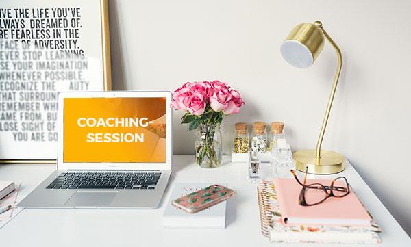 Online Coaching Session kreativ Coaching