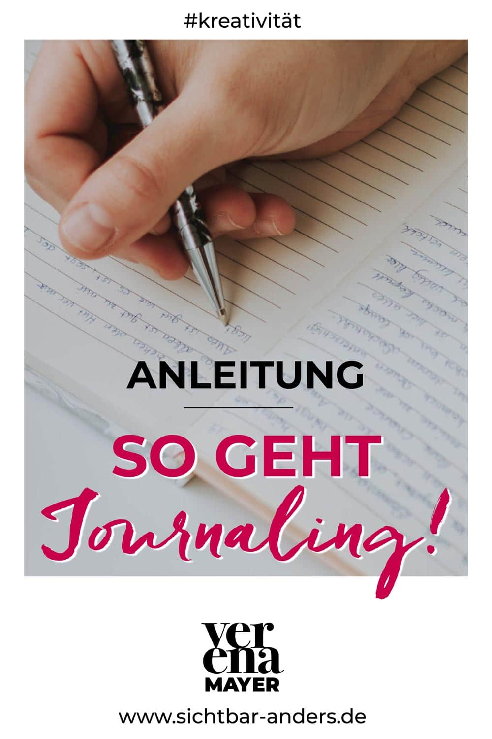 So geht Journaling!