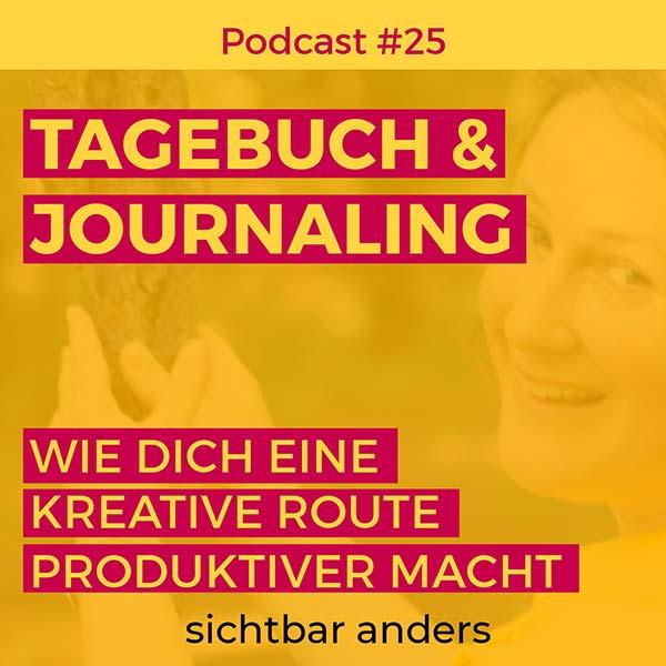 Podcast Tagebuch schreiben und journaling Tipps