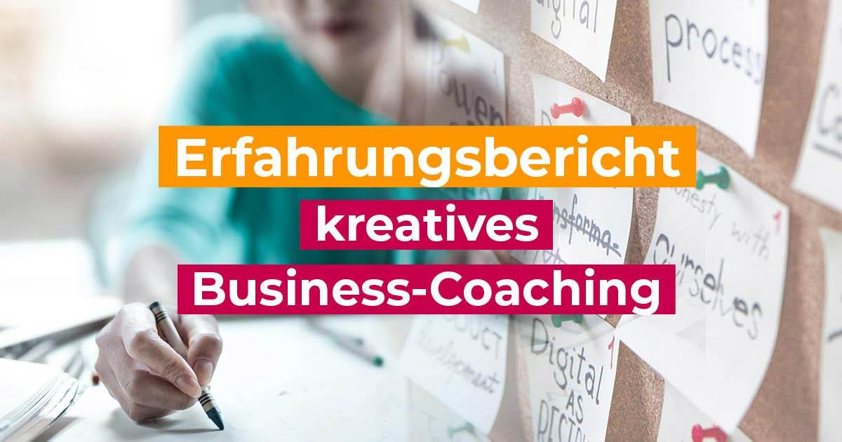 kreatives Business-Coaching