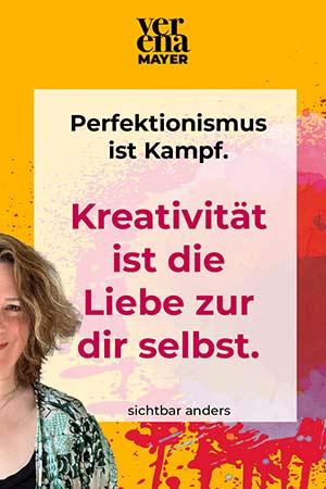 Perfektionismus und Kreativität
