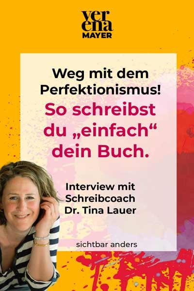 einfach schreiben Kreativitäts-Coaching Verena Mayer-Kolbinger